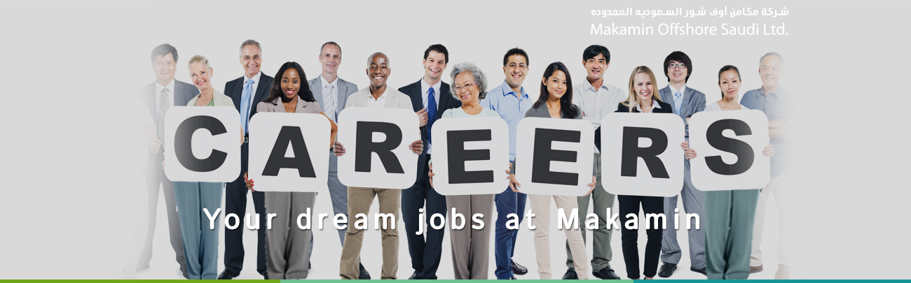 Your dream jobs at Makamin